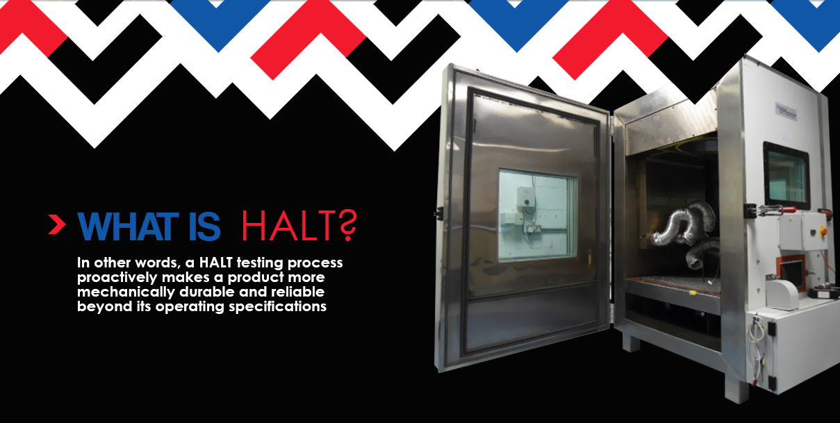 what is halt testing