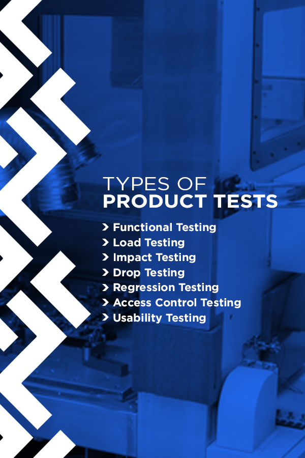 Types of Product Tests
